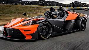 KTMS FIRST CAR TO COME AMERICA IN LIMITED EDITIONS
