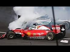 Formel 1 Start Mexiko 2017 Hamilton Raus