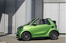 Smart Elektro 2017 - redesigned 2017 smart electric drive adds range and