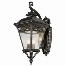 hton bay 1 light black dusk to dawn outdoor wall lantern bpp1611 blk the home depot
