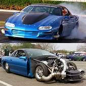 Drag Racing  Twin Turbo Camaro