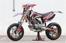 Tiger 2000 Modif by Modifikasi Honda Tiger 2000 Jadi Supermoto Keren Go Goblog