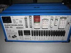 schaudt elektroblock ebl 99 wohnwagen wohnmobile