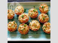 crab tartlets_image