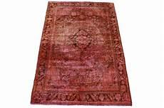 vintage teppich rot in 200x130cm 1001 3213 carpetido de
