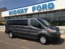 Ford Transit  12 Passenger Van Rental Midway
