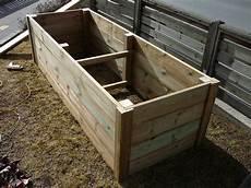 Hochbeet Holz Bausatz - hochbeet bausatz einfach und rasch hochbeet holz