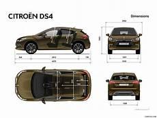 dimension ds4 crossback citroen ds4 2012 dimensions wallpaper 95