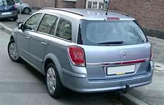 File Opel Astra Kombi Rear 20080127 Jpg