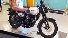 Kawasaki W175 Se Modifikasi by Kawasaki W175 Se