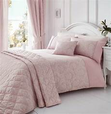 laurent pink woven damask quilt duvet cover sets bedding sets luxury bed linen ebay