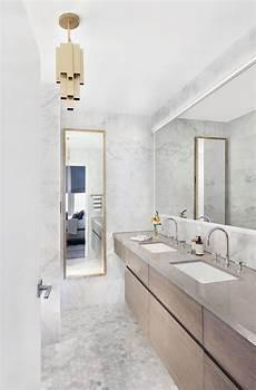 salle de bain marbre salle de bain en marbre moderne en 40 id 233 es fra 238 ches et