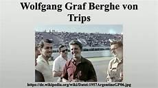 Wolfgang Graf Berghe Trips
