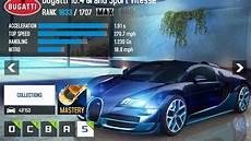 vitesse max bugatti chiron asphalt 8 season 9 max bugatti 16 4 grand sport vitesse