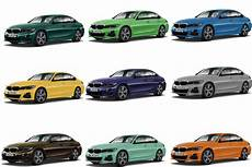 check out the awesome individual paint colors for the bmw