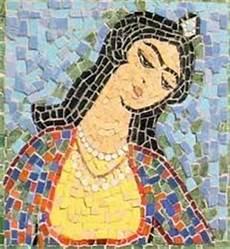 Karya Seni Mozaik Hijauart
