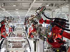 production tesla model 3 tesla inc s model 3 production seems to be surging the