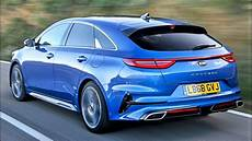 2019 kia proceed gt line s shooting brake that combines
