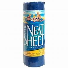 neat sheet wenzel tents the neat sheet ground cover 57 x 77 inches