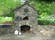 Pizza Steinofen Bauen - outdoor oven insteading