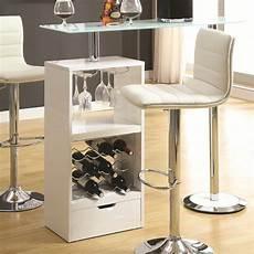 coaster bar units and bar tables white bar table value