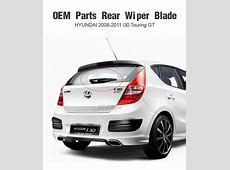 OEM Genuine Parts Rear Window Wiper Blade for HYUNDAI 2008