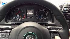 volkswagen golf 5 premium staging color mfa tacho