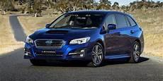 2018 Subaru Levorg Pricing And Specs 1 6 Model Cuts Entry