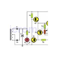 duplicador doblador de voltaje de onda completa electr 243 nica unicrom