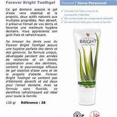 acheter un aloe vera forever bright toothgel aloe4care forever living
