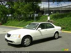 1999 acura rl 3 5 sedan in pearl white photo no 28774523