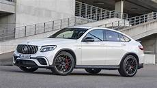 mercedes glc coupe 2018 2018 mercedes amg glc63 coupe drive because why not