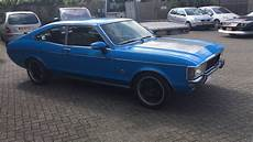 Ford Granada Coupe Cosworth 1972 Taking The Temp
