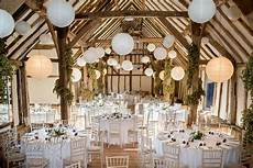 how to decorate barn wedding venues