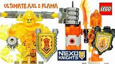 Lego Nexo Knights Ausmalbilder Axl Lego 174 Nexo Knights 70336 Ultimate Axl 70339 Ultimate