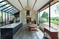 comment amenager une veranda en longueur veranda et abri