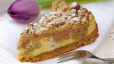 Rhabarberkuchen Varianten Mit Baiser Pudding Co