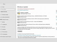 windows 10 update troubleshooter stuck