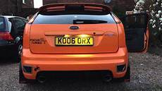 ford focus st cobra sport exhaust