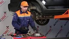 plaquettes de frein arrière comment remplacer des disques de frein arri 232 re et