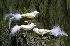 christbaum clip vogel deko figur baumschmuck