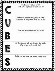 cubes problem solving walkthrough worksheet by stem savvy tpt