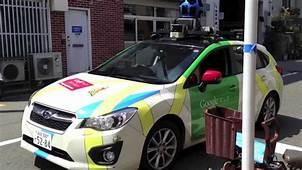 Google Street View Car In Japan  YouTube