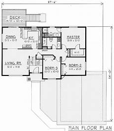 split level house plans 1960s split level house plans 1960s