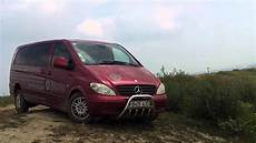 road mercedes vito