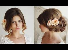 coiffure mariage chignon coiffure mariage cheveux longs tuto coiffure mariage