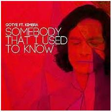 testo e traduzione with or without you u2 somebody that i used to gotye con musica