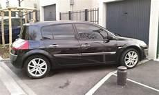 Troc Echange Megane 2 1 9dci 120cv Luxe Privilege Noir