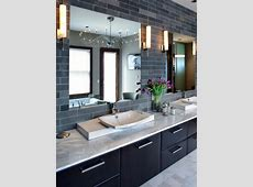 9 Bold Bathroom Tile Designs   HGTV's Decorating & Design