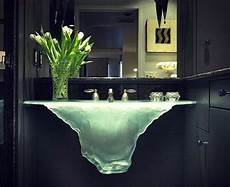 30 extraordinary sinks that you will not find in an average glass bathroom sink by glassworks interiors